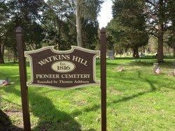 Watkins Hill Cemetery