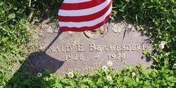 Donald E Beamesderfer