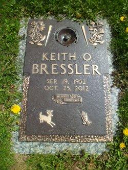 Keith O Bressler