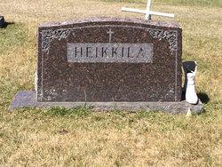 Ida Julia <I>Bimberg</I> Heikkila