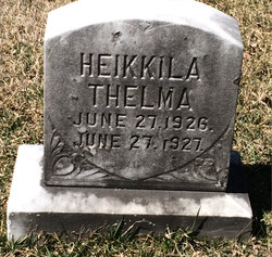 Thelma Heikkila