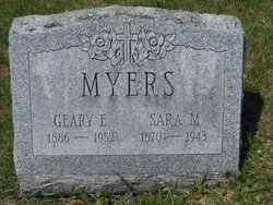 Geary Elsworth Myers