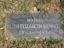 Ruth Elizabeth <I>Hays</I> Kennedy