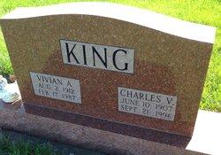 Charles V. King