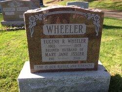 Eugene R Wheeler