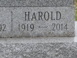 Harold A. Kraemer