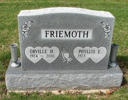 Orville Friemoth