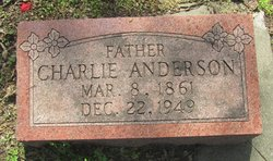 Charlie Anderson