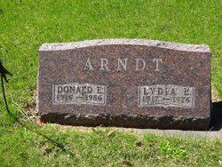 Lydia E. <I>Vesely</I> Arndt