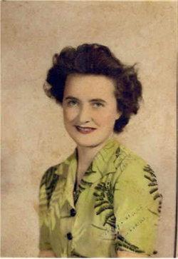 Beulah Belle <I>Fitzpatrick</I> Mitchell
