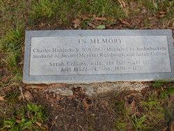 Charles Haddock, Jr
