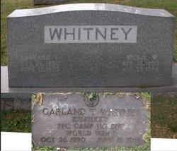 Willie <I>Woodson</I> Whitney