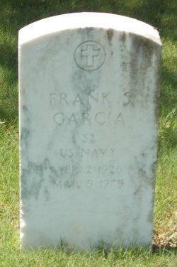 Frank S Garcia