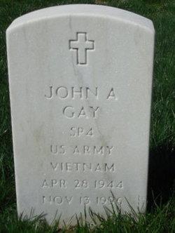 John A Gay