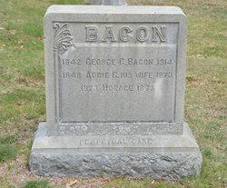 Addie C. <I>Matthews</I> Bacon
