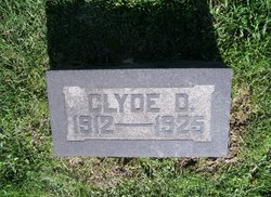 Clyde Donald Broderick