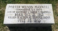 Porter Wilson Maxwell