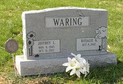 Jeffrey L Waring