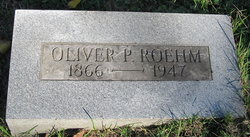 Oliver P Roehm