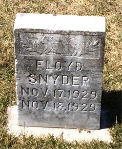 Floyd Snyder