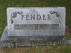 Nathaniel Ellsworth Fender
