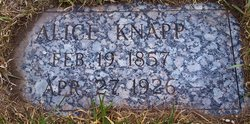 Alice V. <I>Longwell</I> Knapp