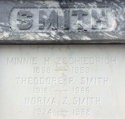 Theodore Princey Smith