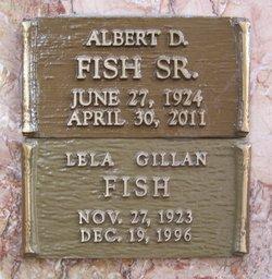 Albert Dareld Fish, Sr