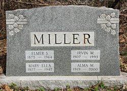 Elmer Smith Miller