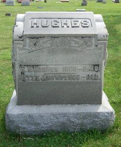 Nettie J <I>Weber</I> Hughes