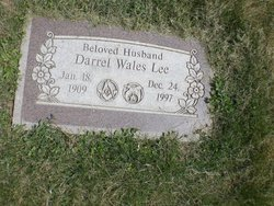 Darrel Wales Lee