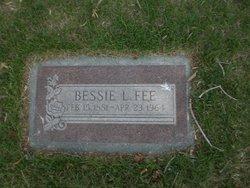 Bessie Louesa Fee