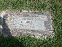 Constance C Higbee