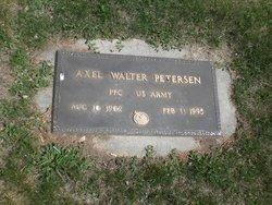Axel Walter Petersen