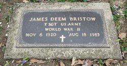 James Deem Bristow