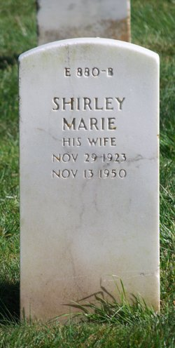 Shirley Marie Aherne