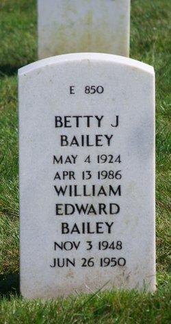 William Edward Bailey