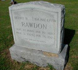 Ida Mae <I>Ervin</I> Rawdon
