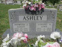 Loandel A <I>Lewis</I> Ashley