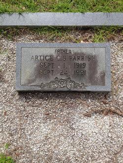 Artice C.B. Parrish