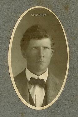 Oscar Eugene McMinn