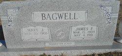 Mary Jessie <I>Hixon</I> Bagwell