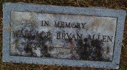 Wallace Bryan Allen