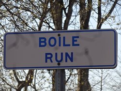 Boiles Run Baptist Church Cemetery