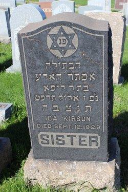 Ida Kirson