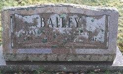 Zola F. <I>Haskell</I> Bailey