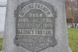 Harriet <I>Foster</I> Palmer