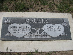 John Wesley Magers