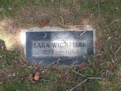 Sara <I>Jenkins</I> Wightman