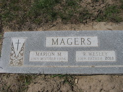 Marion M. <I>Danekas</I> Magers
